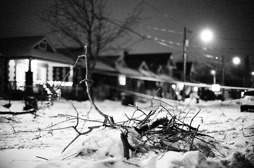 Icy Storm - Aftermath