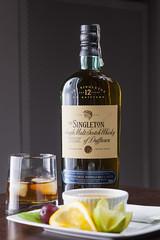 Singelton&cream brulee (Highlightsphoto.pl) Tags: food cafe drink beverage whiskey alcohol whisky wawa caffee kawa
