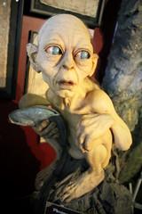 Gollum (sarahthehobbit) Tags: newzealand sculpture fish art statue lotr nz wellington gollum lordoftherings hobbit tolkien weta wetadigital smeagol middleearth thehobbit thelordoftherings wellywood wetaworkshop andyserkis wetacave wetanz