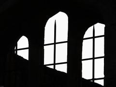 Godstow Abbey Wolvercote Oxford (Clive Jones Photography) Tags: windows white monochrome abbey jones clive oxfordshire godstow wolvercote oxforduk portmeadowoxford buildingshistoric placesnikon oxfordblack wolvercotecommon wolvercoteoxford jonescopyright d300clive photographysilhouetteshistoric