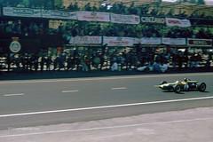 4 - Graham Hill . Lotus 48 . 1967 F2 II GP Barcelona  Montjuïc e (antarc foto) Tags: graham hill gb team r482 cosworth fva 1967 formula race gran premio de barcelona juan jover trophy montjuïc park april foto josep arch contax catalunya catalonia formula2 motor motorsport racing montjuich lotus48