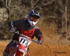 Sick Day at Sundance (Garagewerks) Tags: bike sport track all bigma sony sigma dirt motorcycle sundance arkansas motocross 50500mm f4563 slta77v