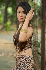 DSC_0193 (raelitocore) Tags: portrait woman cute nature beautiful beauty asian 50mm nikon ambient filipina d5100