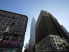 El Empire State desde Macy's (ftazon) Tags: newyork macys empirestate nuevayork