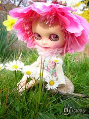Fleur loves spring