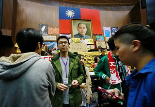 今日台湾,明日香港?
