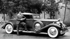 Clark Gable and his 1932 Packard ... an Atridim WIDESCREEN Restoration (atridim) Tags: photo flickr widescreen 169 clarkgable captainrick 1932packard 16x9widescreen virtualjourney atridim