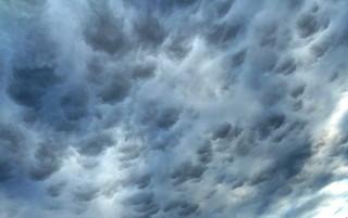 a storm a brewing...