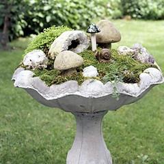 Planters-Bird bath_Betterhomesandgardens (DougBittinger) Tags: