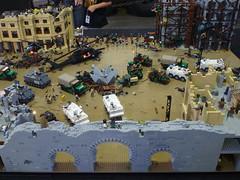 World War Brick 2014  016 (TooMuchDew) Tags: lego wwb brickarms dansiskind brickmania worldwarbrick brickmaniatoyworks wwwworldwarbrickcom worldwarbrick2014