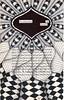 yielding flesh (Jo in NZ) Tags: blackandwhite drawing foundtext foundpoetry zentangle nzjo zendoodle
