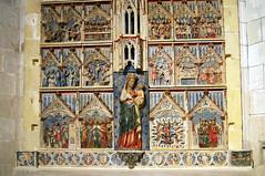 Santa Maria XV (wsrmatre) Tags: espaa art history spain arte catalonia histoire catalunya espagne historia catalua tarragona catalogne tarragone