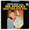 Mr Spock's Big White Disc, 1967 (paul.malon) Tags: cheesey vintagealbumcovers scannedandretouchedbypaulmalon