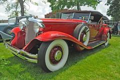 1931 Chrysler CG Imperial Lebaron Roadster (Brad Harding Photography) Tags: classic 1931 whitewalls antique kansascity chrome missouri restored restoration chrysler 31 kansascityartinstitute chryslercorporation artoftheconcours
