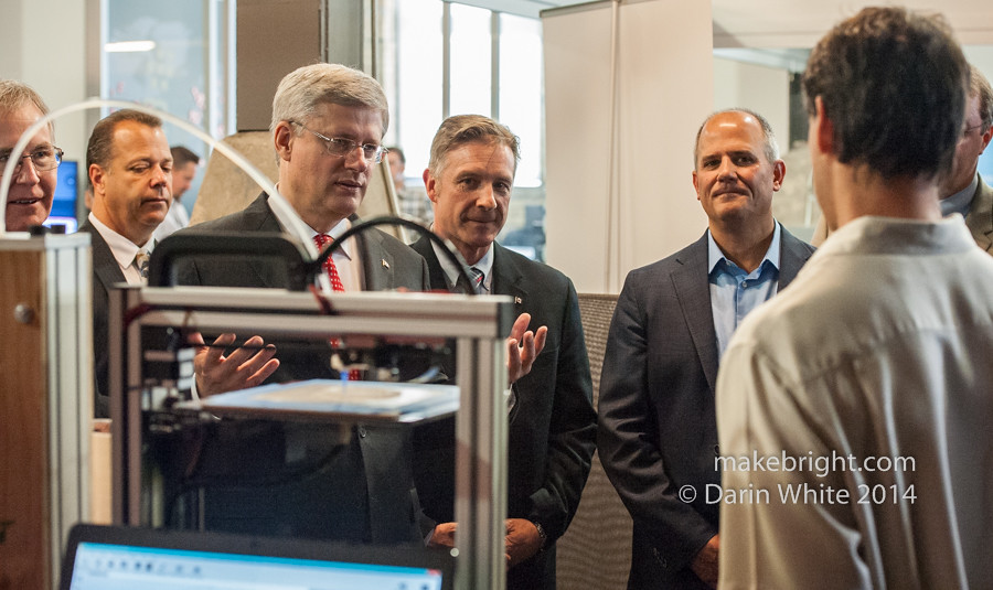 Prime Minister at Communitech - June 2014 092