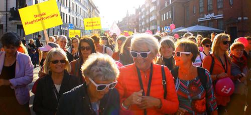 Parad Nordiskt Forum Lördag