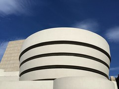 Guggenheim Museum (J-a-x) Tags: urban newyork building art museum architecture modern cityscape franklloydwright guggenheim iphone iphone5s