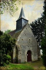 La chapelle Saint-Michel de Clermont-en-Auge (florence.V) Tags: france normandie calvados 14 beuvronsurauge chapelle chapellesaintmicheldeclermont