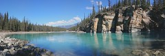 Athabasca river (artist:DAX) Tags: canada tourist trip vacation photographoholic tourism travelling landscape travelalberta nature traveling mytraveltocanada naturegood travelcanada photooftheday instatravel travel countryside artistdax icapturemobile postkarte beautyfulnature panorama jaspernationalpark alberta
