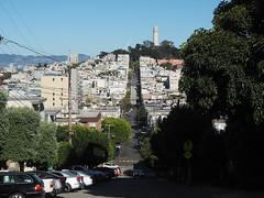 San Francisco 2016 (hunbille) Tags: usa america san francisco sanfrancisco northbeach north beach coittower coit tower