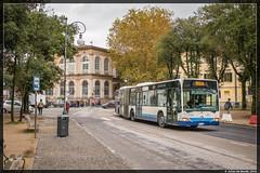 20-10-16 VaiBus Citaro O530G F7028, Lucca Piazzale Giuseppe Verdi (Julian de Bondt) Tags: vaibus cct nord citaro o530g lucca g piazzale giuseppe verdi
