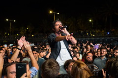 Sidonie (Luis Prez Contreras) Tags: playa del bogatell barcelona fiestas de la merc 2016 sidonie spain livemusic concert concierto olympus m43 mzuiko omd em1