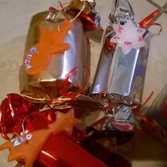 CHIUDIPACCHI PROFUMATI CON NOME IN 3D  REALIZZATI IN CERA (ilmiomondoincera) Tags: chiudipacco profumato nome 3d cera paraffina natale natalizio artigianale artiginato decorazione cassetto armadio albero menta