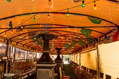 Mi Tierra outdoor waiting area. (mrsjpvan2) Tags: texas sanantonio mitierra restaurant