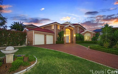 7 Allison Place, Kellyville NSW 2155