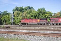 IMG_0122 A (mhellekjaer) Tags: 440 ohio berea canadianpacific canadianpacificrailway cprail locomotive geac44cw ac44cw
