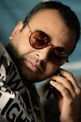 Misil - My Friend (press & pleasure - pap) Tags: bangladesh bangladeshi bengali potrait poet