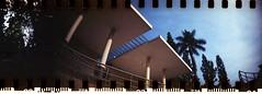 le centre de campus (vinskatania) Tags: lomography sprocketrocket lomosprocketrocket itb ccitb
