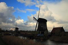Rustenburg (Harry Kool) Tags: rustenburg molens molen schermer schermerweg mill windmille hollen nederland wind water