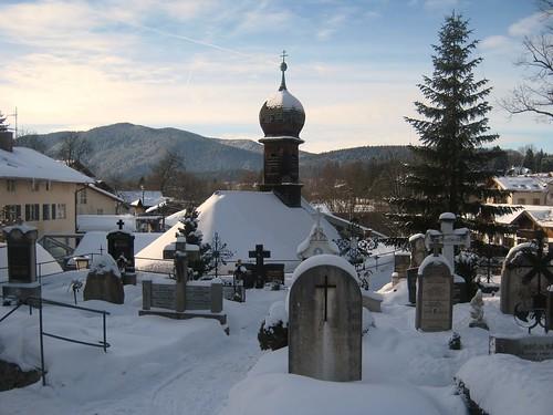 Friedhofskapelle Gmund