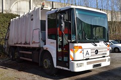 MB Econic 2628 (Vehicle Tim) Tags: mercedes mb econic fahrzeug truck lkw mllwagen garbage
