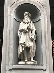 Leonardo Da Vinci (ewvarn) Tags: italy rome florence pisa venice vacation trafalgar elviratrafalgar