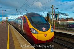 DSC_0166 (John Floyd Photography) Tags: nikon d3200 passenger freight wigan north western wgn trains trainspotting virgin virgintrains virginwestcoast 390 class390 pendolino