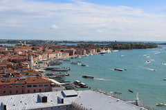 Venice (Subhash R) Tags: view from campanile de san marco venice italy