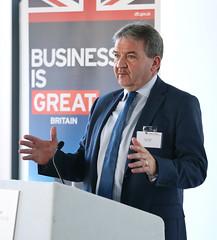 Gary Hodgson, CEO, Peel Ports