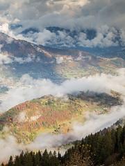 2016-10-26-IMGL2056 (Cdric BRUN) Tags: automne fall mountain montagnes haute savoie france alpes alps clouds nuages lumire light beautiful magnifique mont saxonnex landscape paysage