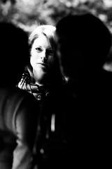Regards croiss (Ar-photography.fr) Tags: blackandwhite blackwhite noiretblanc personne femme portrait street