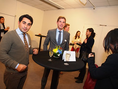 20-10-16 Cross Chamber Young Professionals Networking Night IV - PA200151