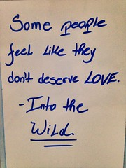 Into the wild.💚 (NahMeyer) Tags: bestmovie good best intothewild movie quote reality feel deserve people wild love