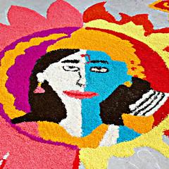 Diwali 2016 #10 (*Amanda Richards) Tags: diwali guyana guyanahindudharmicsabha georgetown rangoli creatingrangoli rice colours colouredrice hindu festivaloflights darkestnight