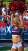 NFL Mexico 103a (L Urquiza) Tags: cheerleader texan nfl porrista houston mexico city ciudad fan experience girl blond