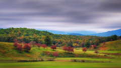 Blue Ridge Autumn (shutterclick3x) Tags: autumn countryside landscape trees fall frankloose