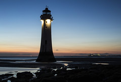 Perch Rock Lighthouse (David Chennell - DavidC.Photography) Tags: wirral merseyside perchrock perchrocklighthouse newbrighton