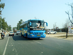 Orbit Transporters (Malwa Bus) Tags: 2010 bus india malwabusarchive punjab to416 transport travel orbittransporters bathinda accoach