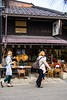 Tourists (Yorkey&Rin) Tags: 10月 2016 autumn em5 gifu japan lumixg20f17 october olympus rin sightseeing ta212478 takayama tourists 観光客 古い町並み 高山市 秋