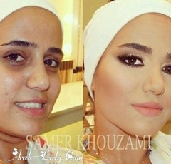 معجزات الميك آب بصور ستبهركم لا تفوتوها (Arab.Lady) Tags: معجزات الميك آب بصور ستبهركم لا تفوتوها